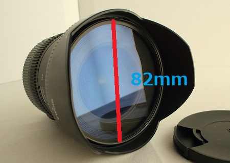 SIGMA 超広角ズームレン 10-20mm F3.5 EX DC HSM