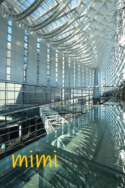 東京国際フォーラムSIGMA 超広角ズームレンズ 10-20mm F3.5で撮影した写真
